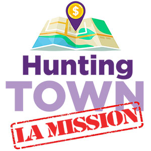 Hunting Town - La Mission : Bordeaux